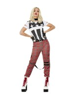 Adult Punk Rocker Costume [70041]