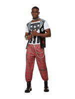 Adult Punk Rocker Costume [70048]