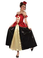 Adult Queen of Hearts Costume