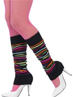 Adult Rainbow Leg Warmers [45642]