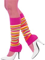 Adult Rainbow Leg Warmers