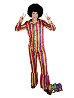 Adult Rainbow Suit Costume