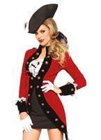 Adult Rebel Pirate Costume [85386]