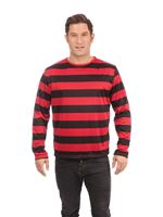 Adult Red and Black Jumper [AC068]