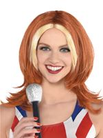 Adult Red Hot Wig [9907350]
