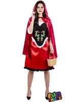 Adult Red Riding Hood Costume [FS4500]