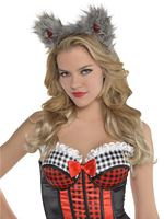 Adult Red Riding Hood Headband [846486-55]