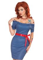 Adult 1950s Retro Betty Costume [AC536]