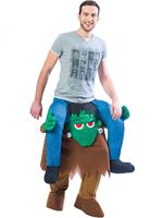 Adult Ride a Frankie Costume