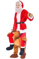 Adult Ride A Reindeer Costume [9000647]