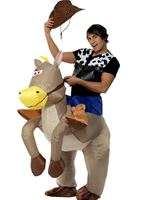 Adult Ride 'Em Cowboy Costume [34514]
