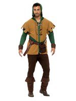 Adult Robin Of The Hood Costume
