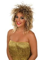 Adult Rock Chick Wig