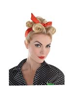 Adult Rockabilly Headscarf