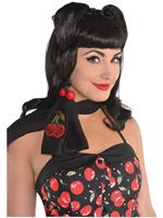 Adult Rockabilly Neckscarf