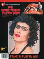 Adult Rocky Horror Frank 'n' Furter Wig