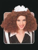Adult Rocky Horror Magenta Wig