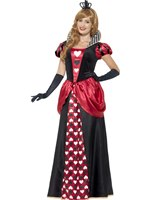 Adult Royal Red Queen Costume