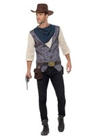 Adult Rugged Cowboy Costume