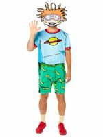 Adult Rugrats Chuckie Costume