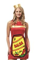 Adult Salsa Dress Costume [4006336]