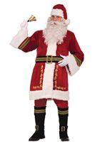 Adult Santa Claus Classic Costume [AC781]