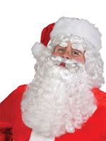 Adult Santa Claus Wig and Beard Set [840512-55]