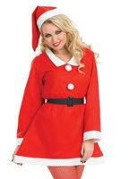 Adult Santa Sweetie Costume