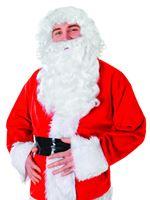 Adult Santa Wig and Long Beard Set [BW804]