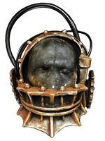 Adult Deluxe Saw Bear Trap Mask