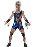 Adult Zombie Wrestler Costume