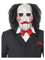 Adult Saw Jigsaw Mask [42948]