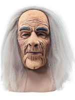Adult Creepy Old Man Mask