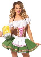 Adult Sexy Gretchen Girl Costume [83311]