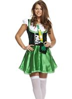Adult Sexy Ireland Beer Girl Costume [U20269]