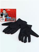 Short Black Gloves [BA430]