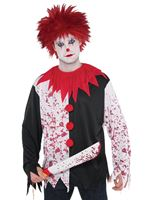 Adult Evil Clown Shirt