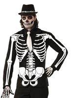 Adult Skeleton Jacket