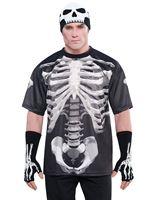 Adult Skeleton T Shirt