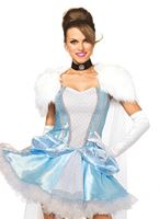 Adult Slipper-less Cinderella Costume [85406]