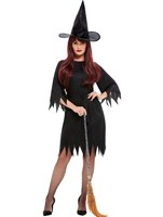 Adult Spooky Witch Costume