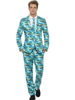 Adult Stand Out Aloha! Suit [40083]