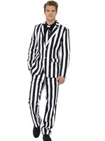 Adult Stand Out Humbug Suit [43536]