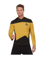 Adult Star Trek The Next Generation Operations Costume
