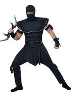 Adult Stealth Ninja Costume [01536]