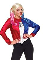 Adult Suicide Squad Harley Quinn Costume [820078]