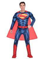 Adult Superman Classic Mens Costume [9906100]