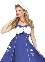Adult Sweet Sailin' Costume [124674]