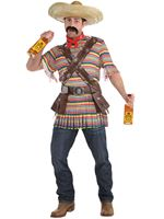 Adult Tequilla Bandito Costume