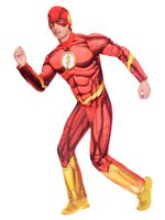 Adult The Flash Mens Costume